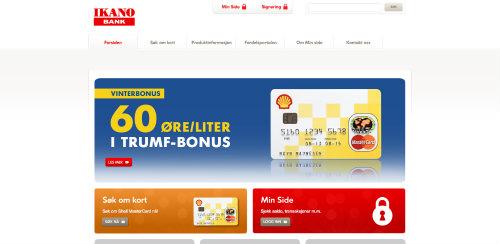 Shell Mastercard screenshot