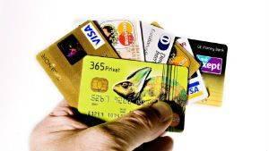 Søk kredittkort flere steder