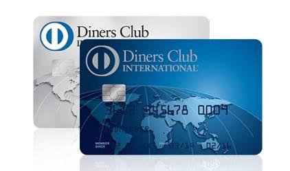 Diners Club kredittkortene opphører