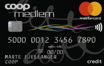 COOP Mastercard